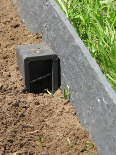 Ecolat Ecopic paaltjes aangelegd