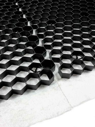 EuroGravel grindplaten installatie